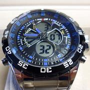 Мужские Спортивные часы Weide WH-1103 blue (Кварцевые)
