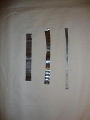 Ремешки металлические для часов.
